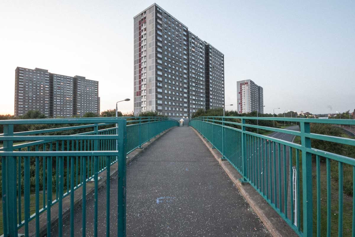 Disappearing Glasgow 187 Sighthill
