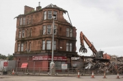 Demolition of shops and Ardenlea st enters final phase - Aug 2012